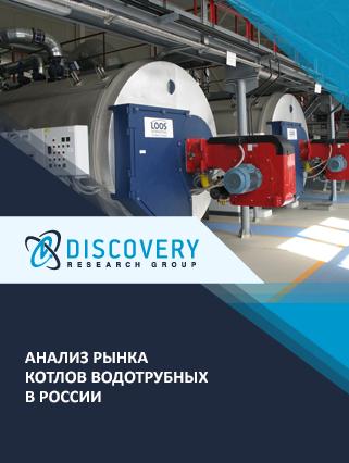 Маркетинговое исследование - Анализ рынка котлов водотрубных в России