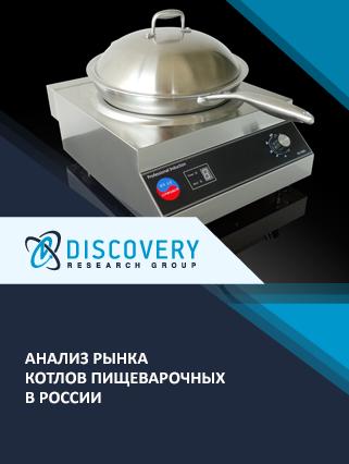 Маркетинговое исследование - Анализ рынка котлов пищеварочных в России