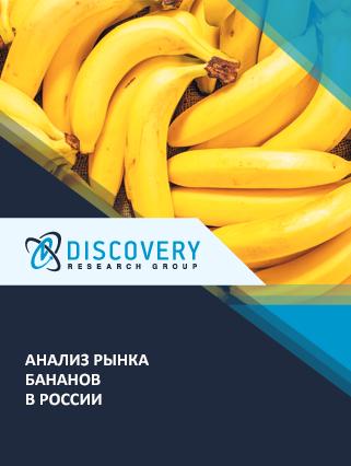 Маркетинговое исследование - Анализ рынка бананов в России