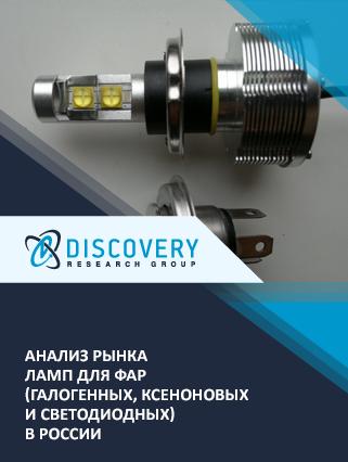 Маркетинговое исследование - Анализ рынка ламп для фар (галогенных, ксеноновых и светодиодных) в России