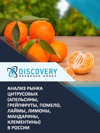 Маркетинговое исследование - Анализ рынка цитрусовых (апельсины, грейпфруты, помело, лаймы, лимоны, мандарины, клементины) в России