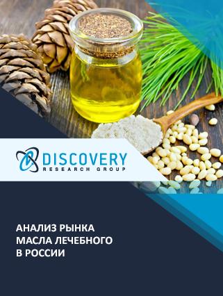 Анализ рынка масла лечебного в России