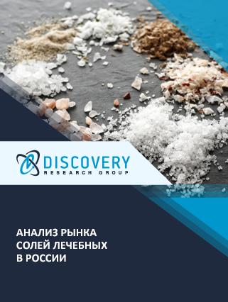 Анализ рынка солей лечебных в России