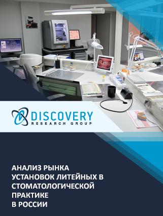Маркетинговое исследование - Анализ рынка установок литейных в стоматологической практике в России
