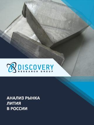 Анализ рынка лития в России (с базой импорта-экспорта)