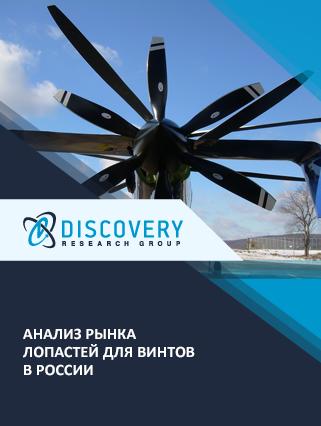Маркетинговое исследование - Анализ рынка лопастей для винтов в России