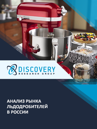 Маркетинговое исследование - Анализ рынка льдодробителей в России
