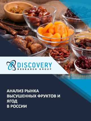 Маркетинговое исследование - Анализ рынка высушенных фруктов и ягод в России (с базой импорта-экспорта)