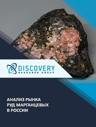 Маркетинговое исследование - Анализ рынка руд марганцевых в России