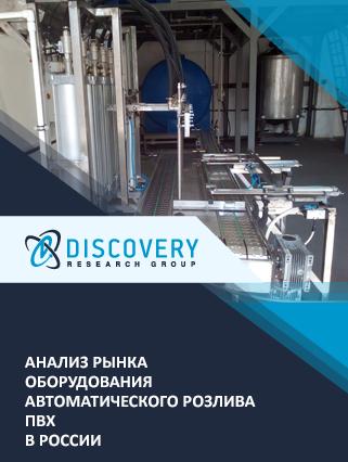 Маркетинговое исследование - Анализ рынка оборудования автоматического розлива ПВХ в России