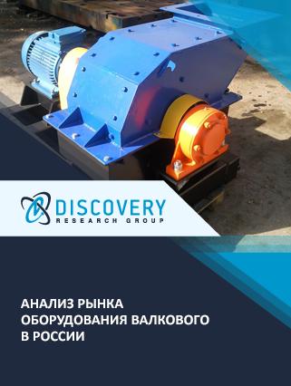 Анализ рынка оборудования валкового в России