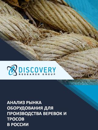 Маркетинговое исследование - Анализ рынка оборудования для производства веревок и тросов в России