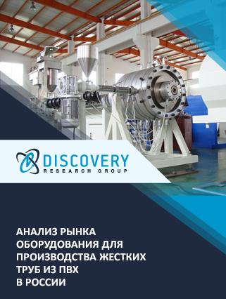 Маркетинговое исследование - Анализ рынка оборудования для производства жестких труб из ПВХ в России