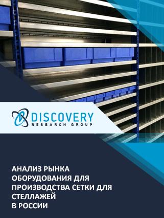 Анализ рынка оборудования для производства сетки для стеллажей в России