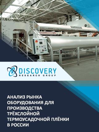 Анализ рынка оборудования для производства трёхслойной термоусадочной плёнки в России