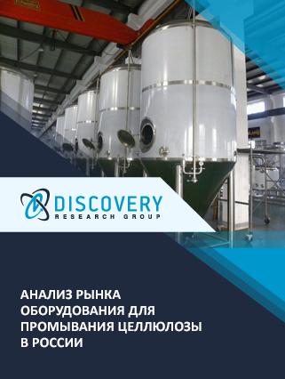 Маркетинговое исследование - Анализ рынка оборудования для промывания целлюлозы в России