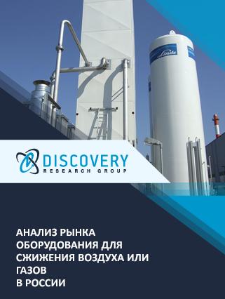 Маркетинговое исследование - Анализ рынка оборудования для сжижения воздуха или газов в России