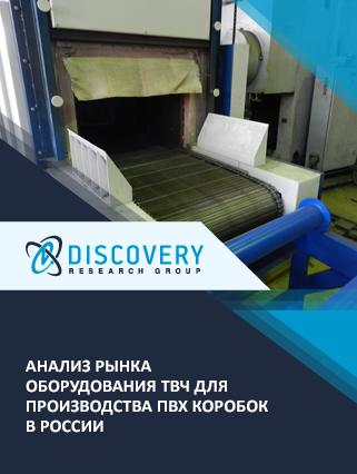 Маркетинговое исследование - Анализ рынка оборудования ТВЧ для производства ПВХ коробок в России