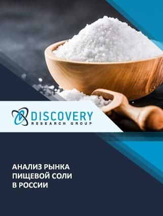 Маркетинговое исследование - Анализ рынка пищевой соли в России