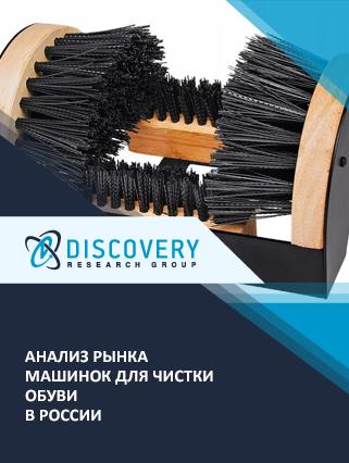 Анализ рынка машинок для чистки обуви в России