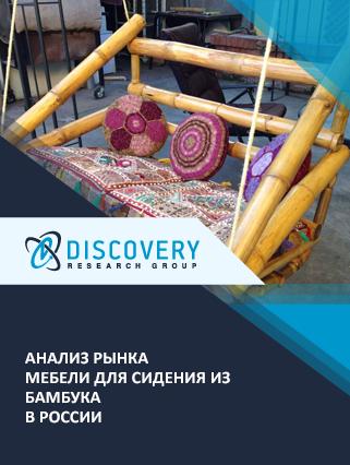 Анализ рынка мебели для сидения из бамбука в России