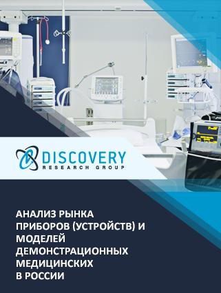 Анализ рынка приборов (устройств) и моделей демонстрационных медицинских в России