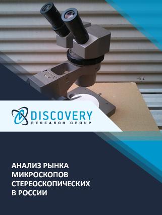 Маркетинговое исследование - Анализ рынка микроскопов стереоскопических в России