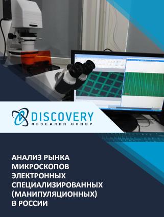 Маркетинговое исследование - Анализ рынка микроскопов электронных специализированных (манипуляционных) в России