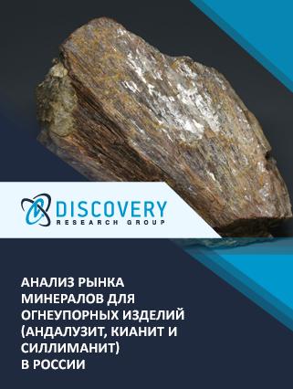 Маркетинговое исследование - Анализ рынка минералов для огнеупорных изделий (АНДАЛУЗИТ, КИАНИТ И СИЛЛИМАНИТ) в России