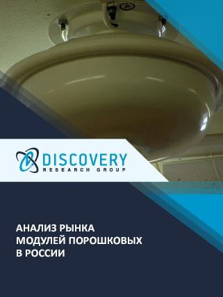 Маркетинговое исследование - Анализ рынка модулей порошковых в России