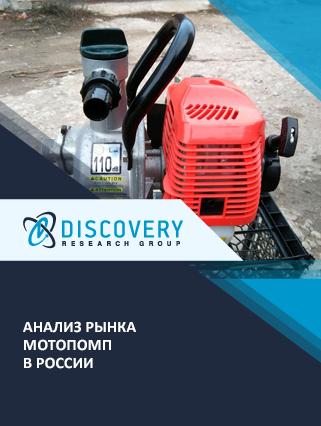 Анализ рынка мотопомп в России (с базой импорта-экспорта)
