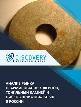 Анализ рынка неармированных жернов, точильный камней и дисков шлифовальных в России