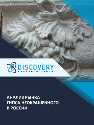 Маркетинговое исследование - Анализ рынка гипса неокрашенного в России