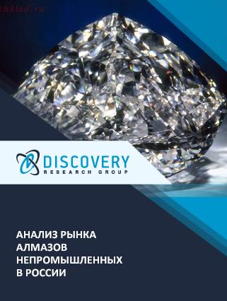 Маркетинговое исследование - Анализ рынка алмазов непромышленных в России