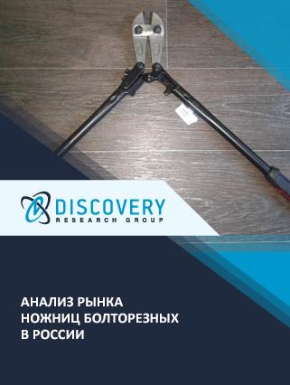 Анализ рынка ножниц болторезных в России