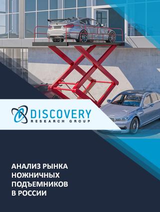 Анализ рынка ножничных подъемников в России