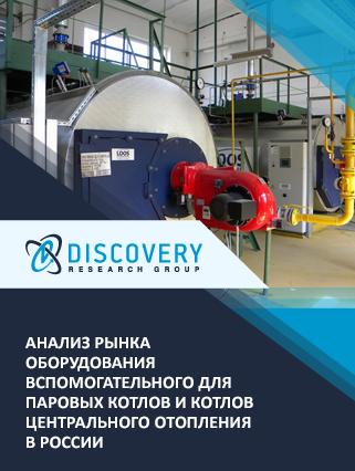 Анализ рынка оборудования вспомогательного для паровых котлов и котлов центрального отопления в России