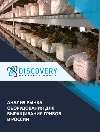Анализ рынка оборудования для выращивания грибов в России