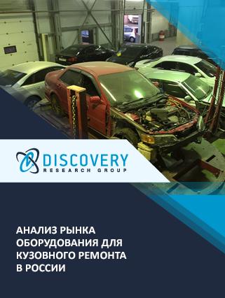 Маркетинговое исследование - Анализ рынка оборудования для кузовного ремонта в России