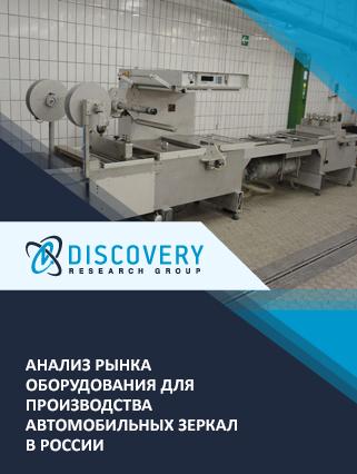 Маркетинговое исследование - Анализ рынка оборудования для производства автомобильных зеркал в России
