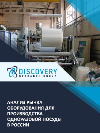 Анализ рынка оборудования для производства одноразовой посуды в России