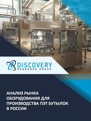 Анализ рынка оборудования для производства ПЭТ бутылок в России