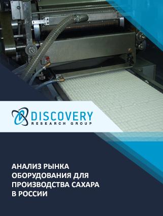 Маркетинговое исследование - Анализ рынка оборудования для производства сахара в России