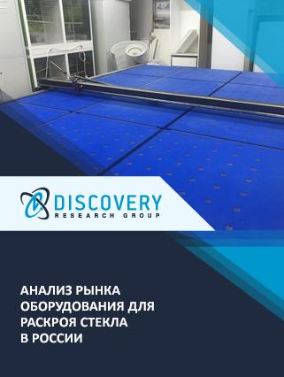 Маркетинговое исследование - Анализ рынка оборудования для раскроя стекла в России