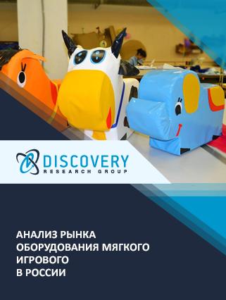 Анализ рынка оборудования мягкого игрового в России