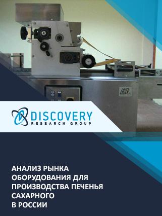 Маркетинговое исследование - Анализ рынка оборудования для производства печенья сахарного в России
