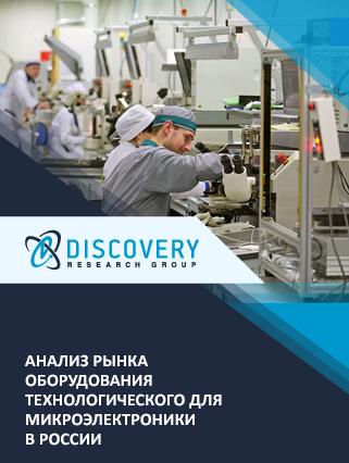 Анализ рынка оборудования технологического для микроэлектроники в России