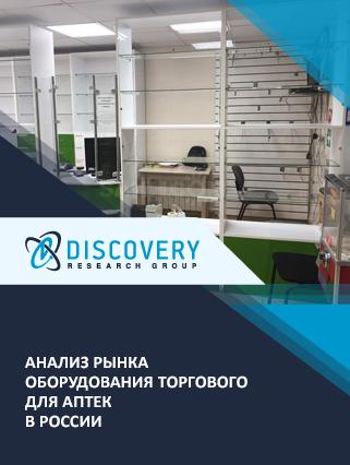 Анализ рынка оборудования торгового для аптек в России