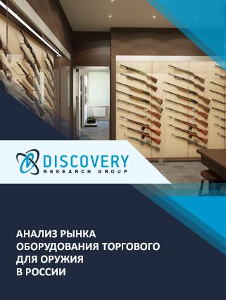 Анализ рынка оборудования торгового для оружия в России
