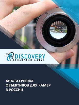 Маркетинговое исследование - Анализ рынка объективов для камер в России